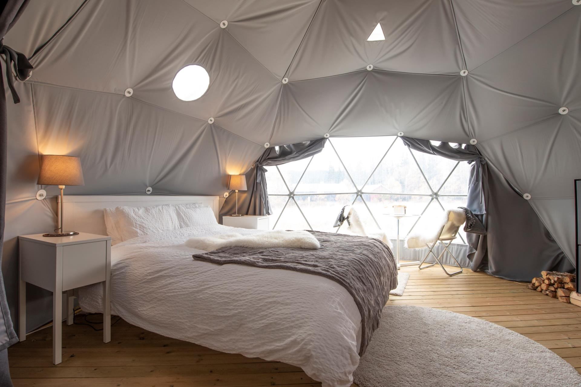Dome Hotel Trysil Glamping | Camping | Trysil | Norway