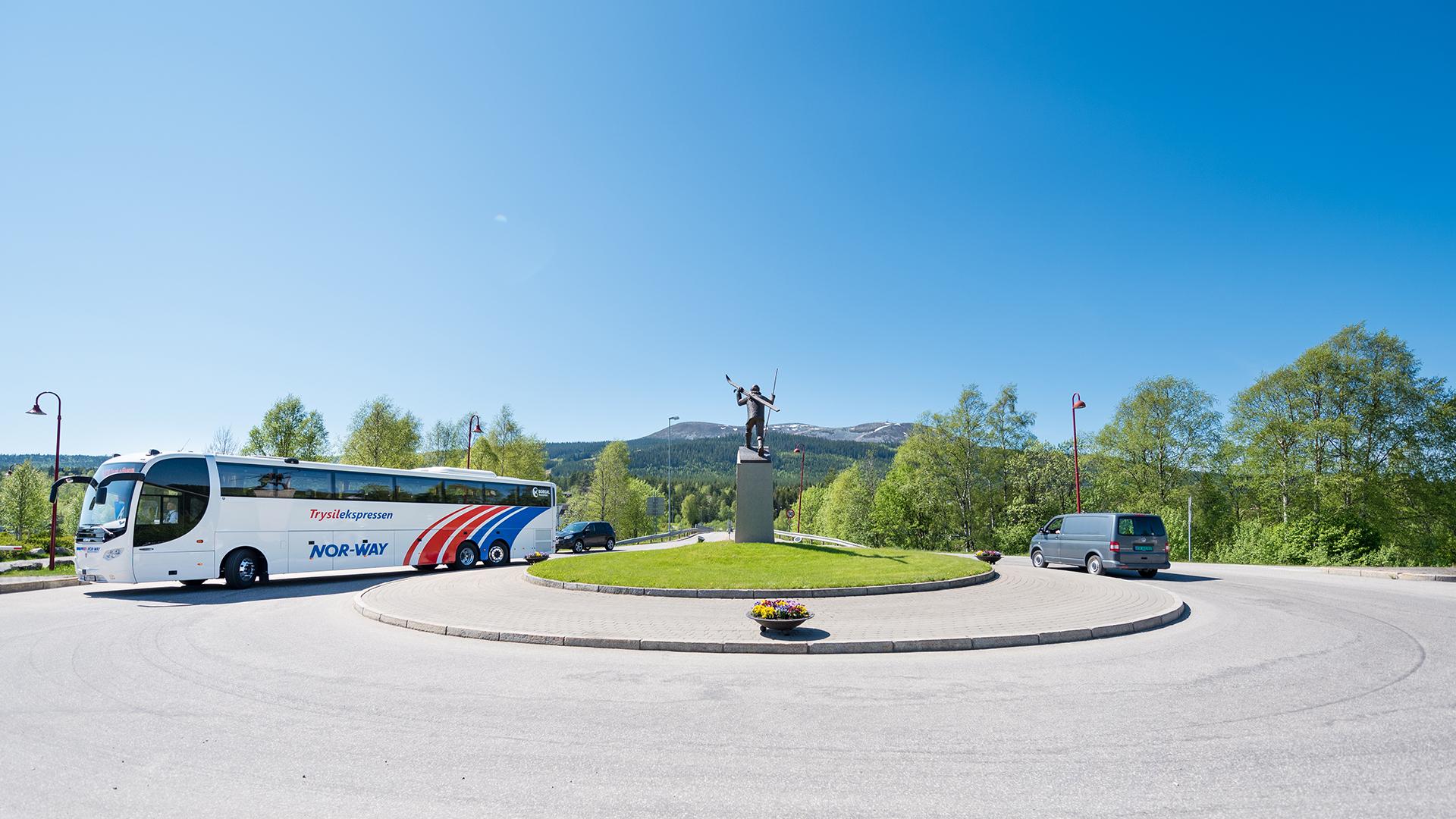 Bussruter Oslo Trysil